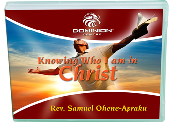 Knowing Who I am in Christ CD set