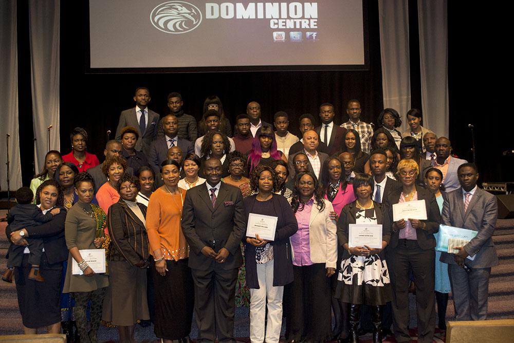 Membership Awards Group Photo